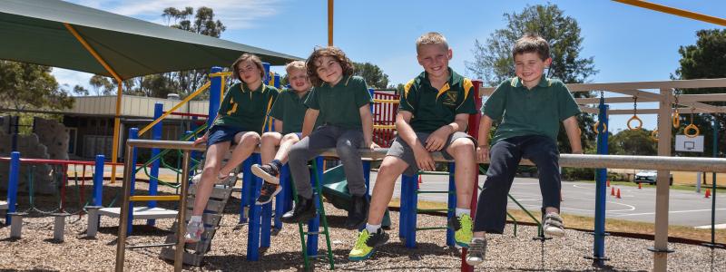 Brinkworth playground